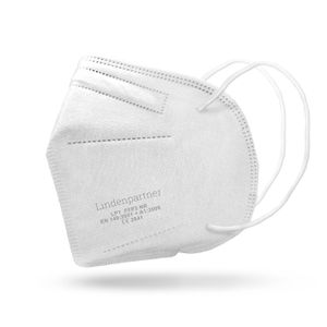 25x FFP2 Maske Atemschutz Mundschutz NR Halbmaske Mund Nasen Bedeckungen MNS