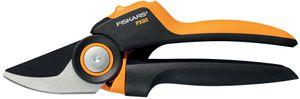FISKARS Bypass-Gartenschere PowerGear X Rollgriff PX92 M