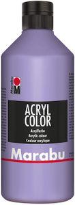 Marabu Acrylfarbe Acryl Color 500 ml lavendel 007