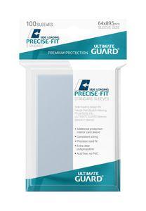 Ultimate Guard UG Precise-Fit Sleeves Sideloading Standard Transparent (100)