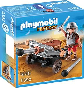 PLAYMOBIL 5392 - Legionär mit Balliste