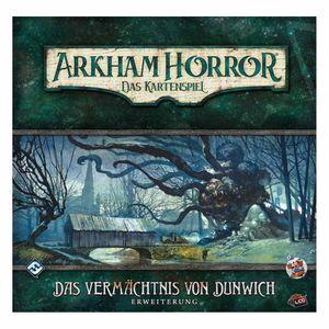 Arkham Horror: Das Kartenspiel LCG - Das Vermächtnis von Dunwich Erweiterung