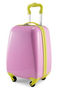 For Kids - Kinderkoffer HKK-IC6004-   , Farbe:Pink