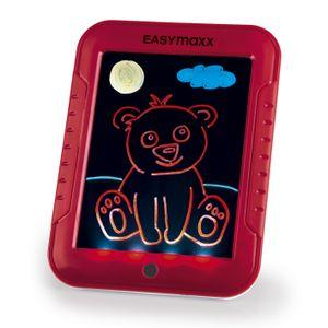 Schreibtafel Malpad Maltafel Kinder Schreiblernhilfe glow Zahlen Buchstaben 20tl