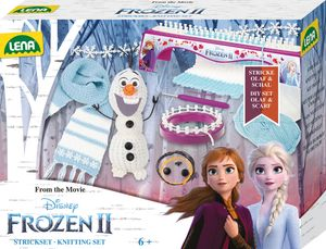 Strickset Disney Frozen II