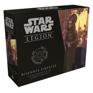FFGD4659 - Riskante Einsätze: Star Wars Legion, ab 14 Jahren (Erweiterung, DE-Ausgabe)