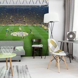 A.S. Création Vlies Fototapete Fußball  BVB Fan Choreo DD119118  Designwalls 2.0