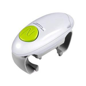 SanBeans Multifunktionaler elektrischer Glasöffner, automatischer Dosenöffner Geeignet für Senioren mit Arthritis und Wochenzeigeröffner