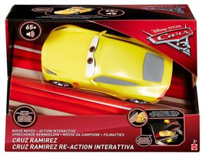 Disney Cars 3 Sprechende Rennheldin Cruz Ramirez