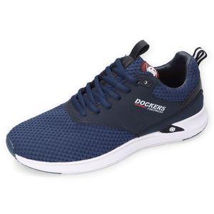 Dockers by Gerli Herren Sportiver Schnürer Sock Sneaker Low Top, Größe:EUR 45