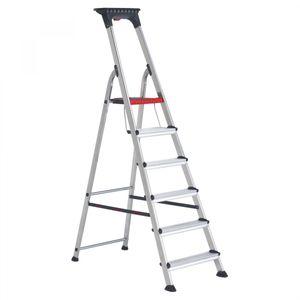 Altrex Double Decker Haushalts-Stufenleiter 6 Stufen
