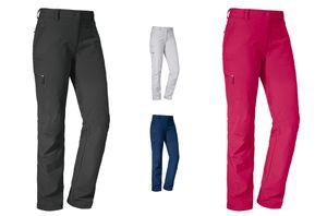 Schöffel  Pants Ascona Wanderhose , Größe:Kurzgröße 19, Farbe:gray violet