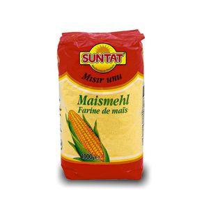 1kg Suntat Maismehl zum Backen Glutenfrei