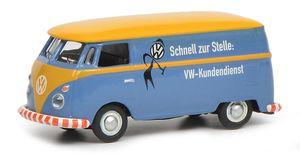 Schuco VW T1c Kundendienst 1:87