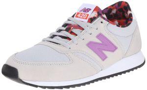 New Balance WL420 B - apc grey/purple, Größe:6.5(37)