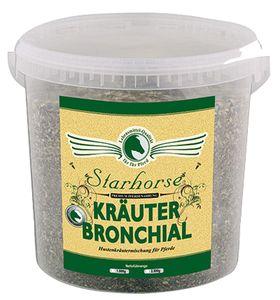 Starhorse Kräuter Bronchial 1000 g für Pferde