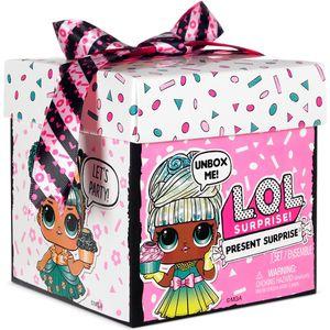 MGA Entertainment 570660E7C L.O.L. Surprise Present Surprise