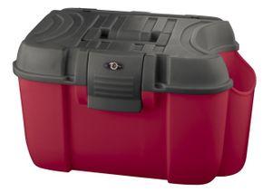 USG Putzkiste Putzbox Koala rot oder blau Kunststoffbox mit Flaschenfach, Farbe:rot