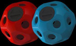 Futterspielball HEUBOY Kerbl blau 40cm