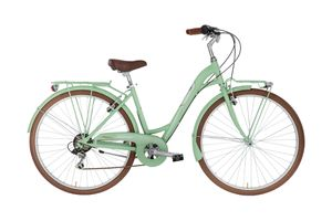26 Zoll Cityrad Damen Viscontea Dorothy 6 Gänge Mint 46 cm Rahmengröße