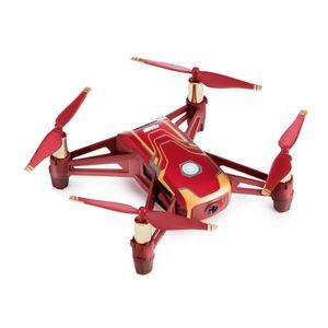 DJI Tello Iron Man Edition - 4 Rotoren - 5 MP - 1280 x 720 Pixel - 8 m/s - 1100 mAh - Rot - Gelb