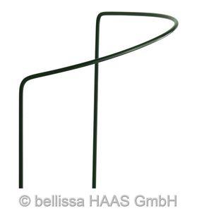 Staudenstütze / Rankhilfe halbrund bellissa 40x100cm