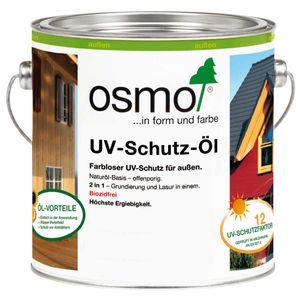 Osmo UV Schutz Öl farbloser optimaler Schutz vor Sonne 2500ml
