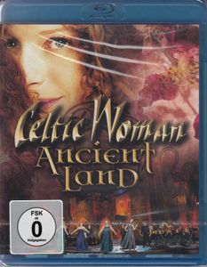 Celtic Woman - Ancient Land (Live From Johnstown Castle) -   - (Blu-ray Video / Musikfilm / Musical)