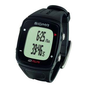 Sigma GPS-Sportuhr iD.RUN Schwarz 24800