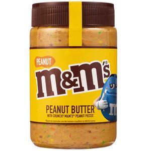 M&M's - Peanut Butter - Brotaufstrich - 225g Glas