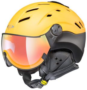 CP Camurai DL Vario Lens Gold/Blk Größe 58-60 Multicolor Snowboard Helm Skihelm In Gelb