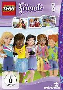LEGO Friends DVD 8