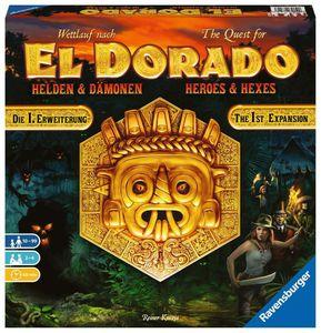 Wettlauf nach El Dorado - Helden und Dämonen Ravensburger 26790