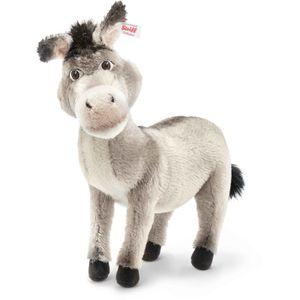 Steiff 355578 Esel (Shrek), Mohair, 30 cm, grau