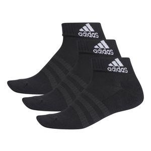 Adidas Cush Ank 3Pp Black/Black/Black M