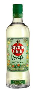 Havana Club Verde Botanicals Spirit Drink Kuba | 35 % vol | 0,7l