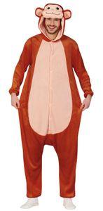 Affen Kostüm für Herren, Größe:L
