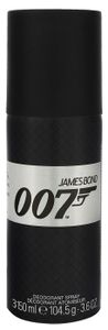 3 x James Bond 007 Deodorant Spray for Men je 150ml