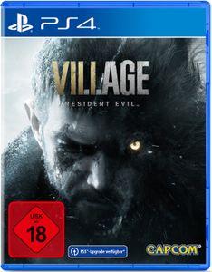 Resident Evil Village - Konsole PS4