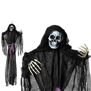 Hängendes Skelett Halloween (160 cm)