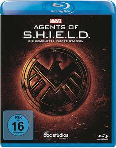 Marvel's Agents of S.H.I.E.L.D. - Die komplette vierte Staffel (5 Discs)