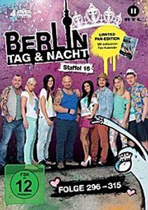 Berlin-Tag & Nacht-Staffel 16,Folge 296-315
