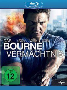 Das Bourne Vermächtnis [BluRay]