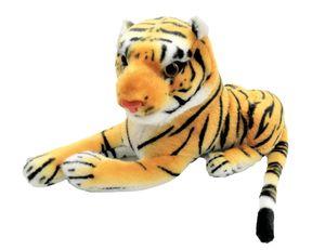 Kleiner Tiger Plüschtier 27cm Braun Plüschtier Kuscheltier