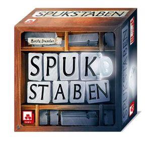 Nürnberger Spielkarten Verlag SPUKSTABEN