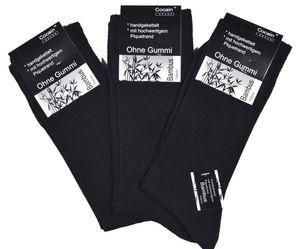 Herren Damen Bambus-Socken , Menge:12 Paar, Grösse :47/50