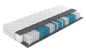 7 Zonen Taschenfederkernmatratze InterMED FiT Pocket 140x200 cm H3