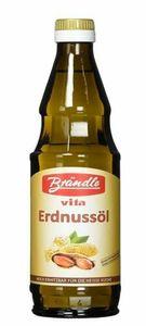 Brändle Vita Öl Erdnussöl 500 ml Flasche