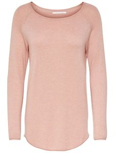 Only Strick-Pullover onlMila Lacy Lang Pulli 15109964, Größe:XS, Farbe:Rosa