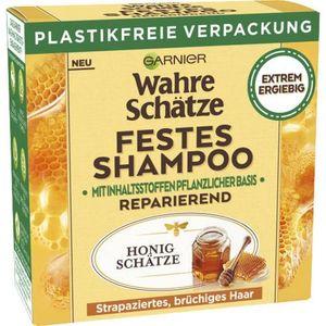Garnier Wahre Schätze Festes Shampoo Honig Haarshampoo 60g